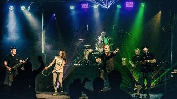 TerraKod - Alternative Nu Metal Folk Metal Alternative Metal Live Act in Minsk