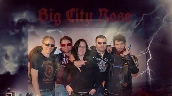 big city rose - Blues Rock Live Act in Braunschweig
