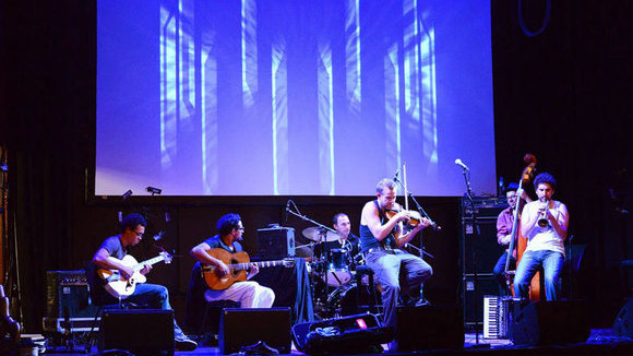 Django Lassi - Balkanbeats Electro Melodic Live Act in Berlin