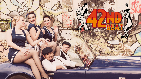 42nd Beat - Electro Swing Live Act in Osnabrück