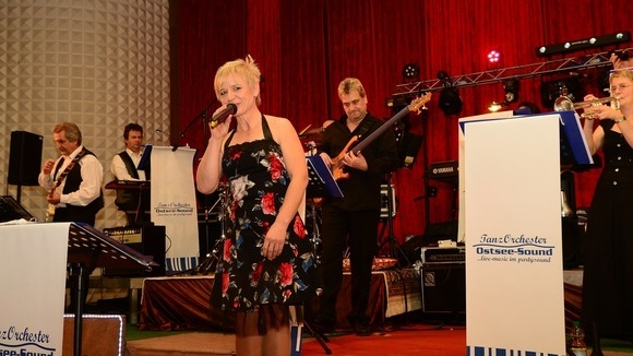 TanzOrchester OSTSEE-SOUND - Pop Rock Swing Live Act in Barth