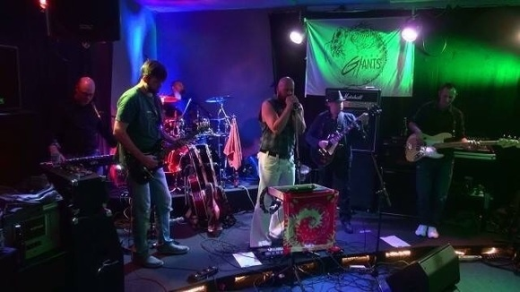 The Gi-Ants - Classicrock Rock Live Act in Worms