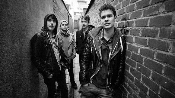 Dorian and the Grays - Rock Alternative Indiepop Punk Garage Rock Live Act in Wetteren