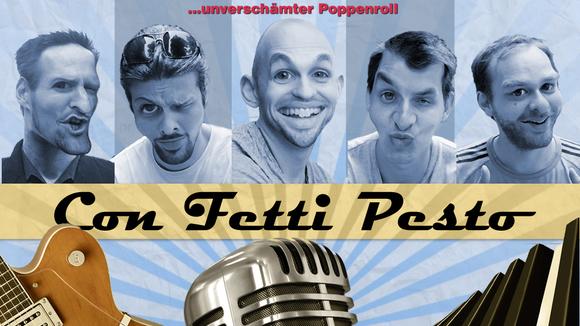 Con Fetti Pesto - Singer/Songwriter Cabaret Rockabilly Punkrock Comedy Live Act in Hamburg
