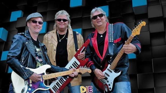 Die Fetenkracher - Cover Rock Live Act in Hamburg