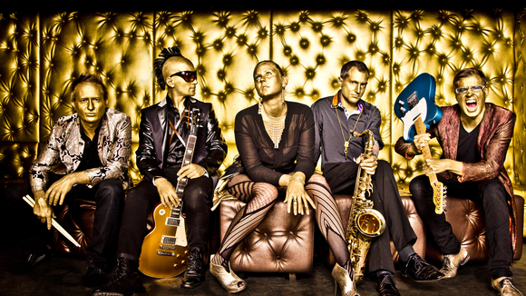Die Q - Soul Dance Pop Funk Rock Live Act in Wien