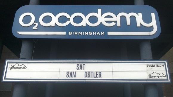 Sam Ostler - Piano Live Act in Birmingham