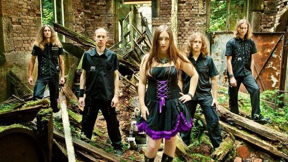 Deathtiny - dark melodic metal Metal Gothic Live Act in Ludwigsburg