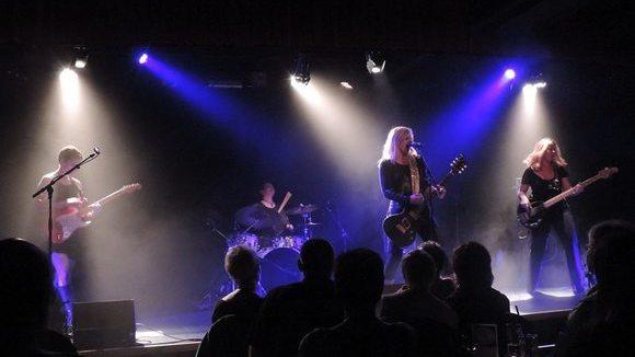 eine tochter - Rock Live Act in Berlin