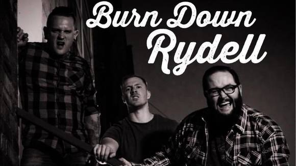 Burn Down Rydell - Alt-Rock Punk Rock Melodic Garage Rock Live Act in wolverhampton
