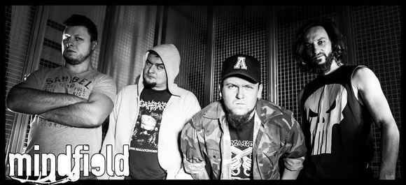 MINDFIELD - Metalcore Rock Melodic Garage Rock Live Act in jaslo