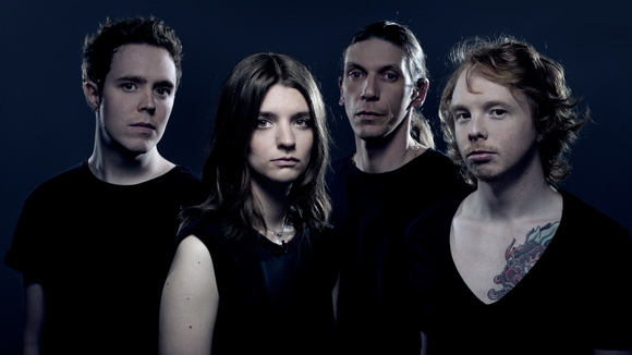 hAND - Modern Prog Metal Postrock Heavy Rock Metal Progressive  Live Act in Horsham