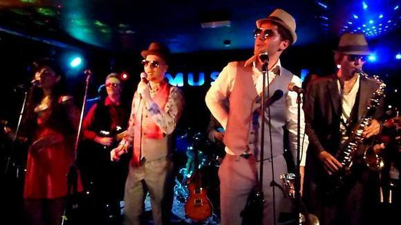 The Paradimes - Reggae Ska Rocksteady Live Act in Leicester