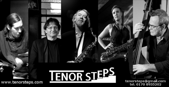 Tenor Steps - Jazz Latin Jazz Blues Avantgarde Jazz Funk Live Act in Nähe München