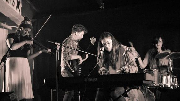 If You Discover A Fire - Alternative Blues Trip-Hop Jazz Classical Live Act in Cork City