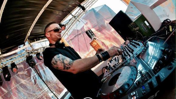 Smilla - Techno DJ in offenburg