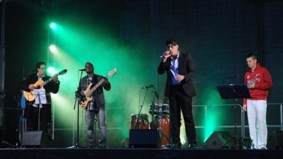 Alfredo y su Banda - Salsa Live Act in Wiesbaden