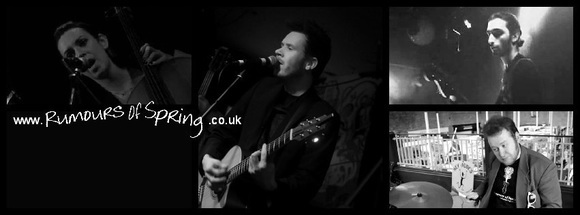 Rumours of Spring  - Acoustic Blues Folk Jazz Indie Live Act in Wolverhampton