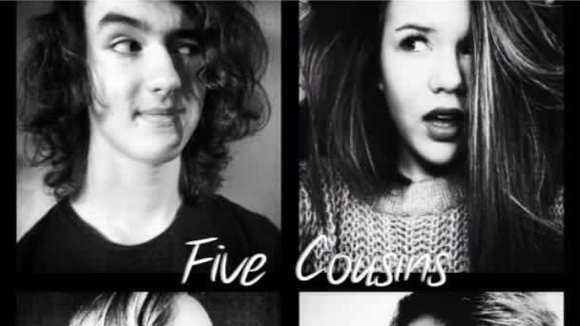 Five Cousins - Alternative Britpop Rock Live Act in Glasgow