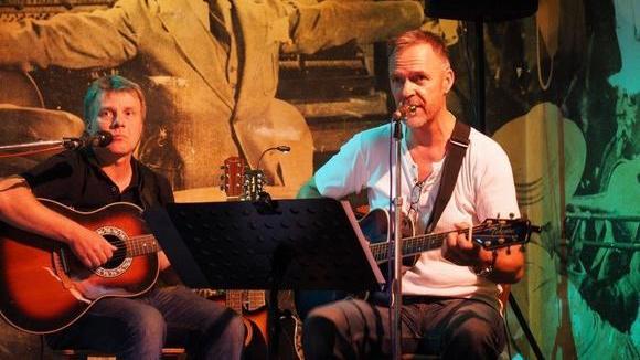 zwei im sinn - Acoustic Singer/Songwriter Deutsche Texte Live Act in Köln
