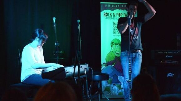 Fast4Meter - Acoustic Pop Acoustic Pop Rock Acoustic Rock Live Act in Dortmund