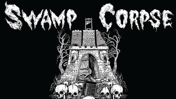 Swamp Corpse - Doom Metal Metal Sludge Live Act in Hamburg