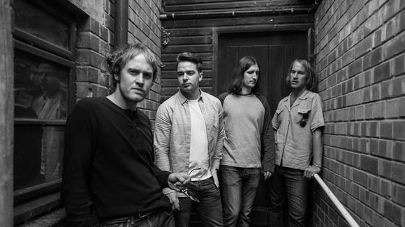 The Revolutionary Spirit - Psychedelia Garage Rock Live Act in Wrexham
