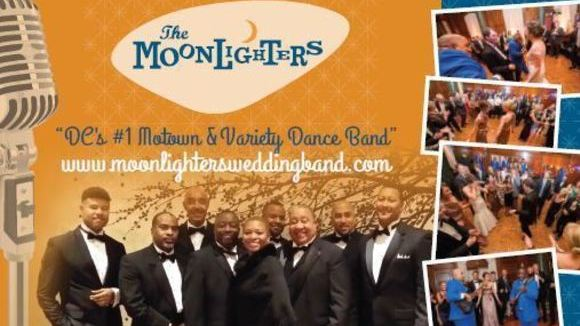 "The ""Original"" Moonlighters ® - Motown Disco Funk Soul Cover Live Act in Washington"