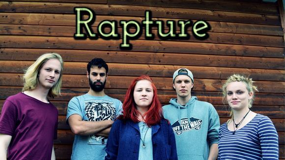 RAPTURE - Pop Funk Rock Live Act in Eitorf