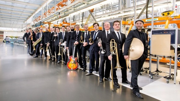 Fette Hupe - Jazz Live Act in Hannover
