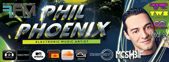 Phil Phoenix - Electronica Techhouse House Future House Melodic House  DJ in Wiener Neustadt