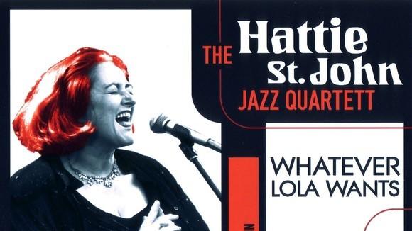 Hattie St John Jazz Quartet - Jazz Melodic Live Act in Berlin