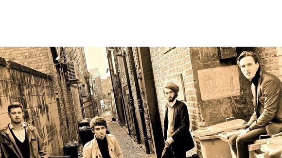 Theramblers - Blues Rock Live Act in Liverpool