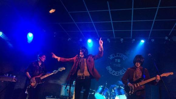 The Strawberries - Indie Blues Rock Rock Psychedelic Rock/Blues Live Act in Leeds