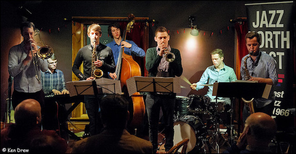Tom Green Septet - Jazz Live Act in London