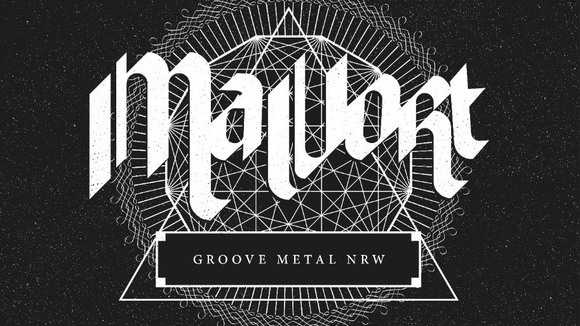 MAVORT - Heavy Metal Metal Rock Groove Metal Live Act in E - MH - OB - OE - DU