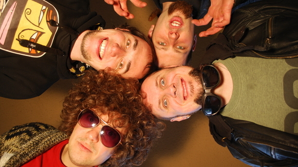 Dæfa - Alternative Rock Melodic Garage Rock Live Act in Berlin