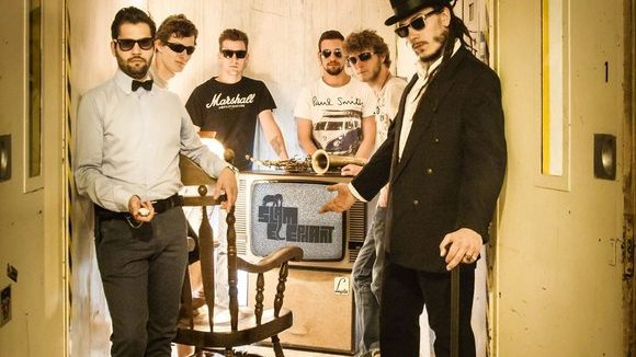 Slam Elephant - Alternative Postrock Stoner Rock Alternative Funk Indie Live Act in Bamberg
