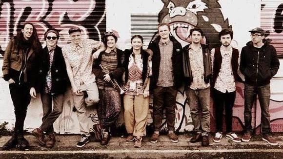 Euphony - Reggae Dub Ska Melodic Gypsy Live Act in Brighton