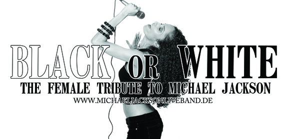 Black Or White - Michael Jackson Tribute Band