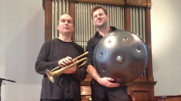 Hang & Horn - Worldmusic Worldbeat Ethnojazz Worldmusic World Jazz Live Act in Langenargen