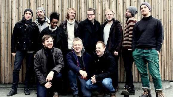 Trondheim Jazz Orchstra & Ole Morten Vågan - Jazz Live Act in Trondheim