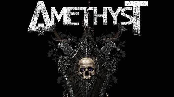 Amethyst - Thrash Metal Groove Metal Live Act in Manchester