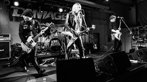 Damage - Hard Rock Rock Garage Rock Live Act in Frankfurt