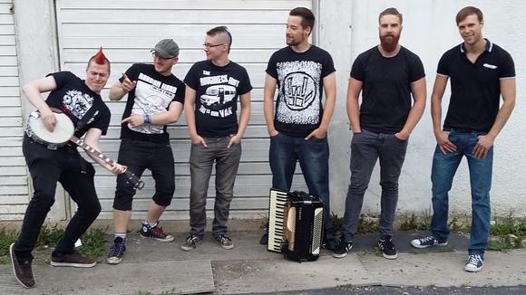 Smokey Bastard - Folk-Punk Folk Metal Punk Rock Live Act in Reading