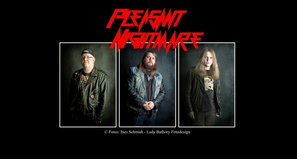 Plesant Nightmare - Rock Hard Rock Metal Live Act in Sondershausen