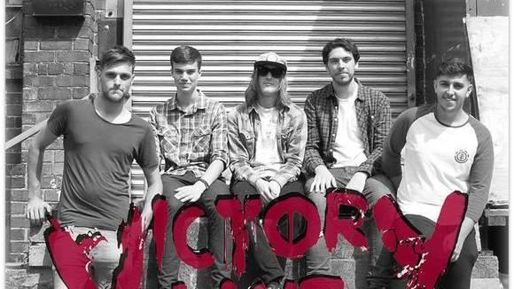 Victory Lane - Alternative Pop Punk Rock Live Act in Birmingham