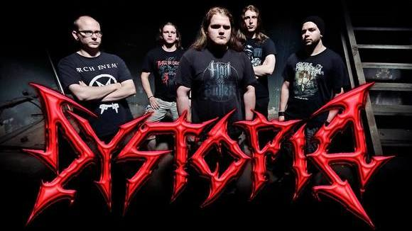 Dystopia - Melodic Death Thrash Metal Live Act in Greifswald
