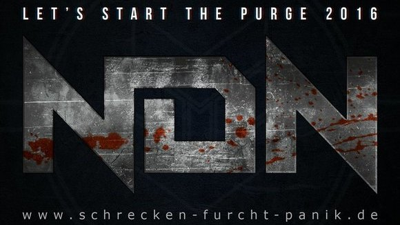 NDN - Industrial EBM Dark Electro Live Act in Bonn