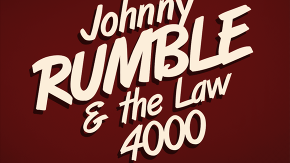 Johnny Rumble & The Law 4000 - Rockabilly Rock 'n' Roll Live Act in Thessaloniki